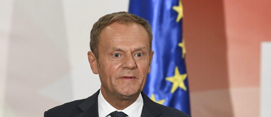 Przewodniczący Rady Europejskiej Donald Tusk otrzymał nagrodę Polonicus 2018 Europejskiego Instytutu Kultury i Mediów Polonicus za promowanie Polski w Europie. Statuetkę z brązu wręczono mu w Akwizgranie.