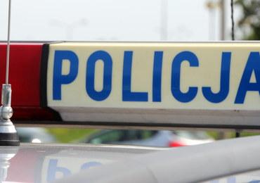 Nożownik z Kęt w rękach policji