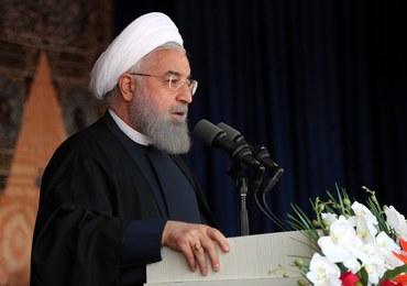 Prezydent Iranu: Ta umowa nie podlega negocjacjom
