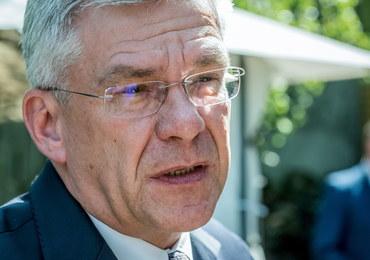 Karczewski: Myślę, że przed majówką dojdzie do porozumienia z protestującymi w Sejmie