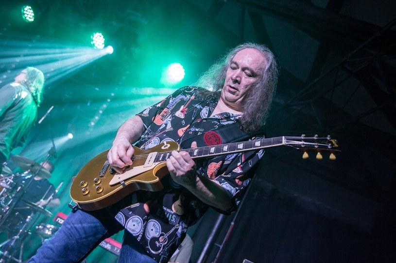 """- To niesamowite wyróżnienie dla zespołu - mówi Interii Jurek Styczyński, gitarzysta Dżemu. To komentarz do wykonania po polsku utworu """"Wehikuł czasu"""" Dżemu w Krakowie przez zespół Metallica."""