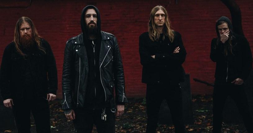 Amerykańska grupa Skeletonwitch wyda w lipcu nowy longplay.