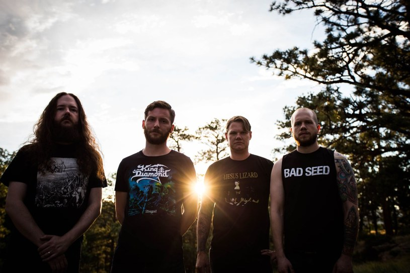 Doommetalowy kwartet Khemmis z USA ujawnił szczegóły premiery trzeciego albumu.
