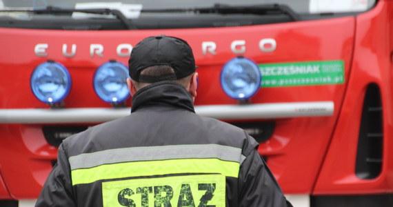 Nie żyje mężczyzna, którego samochód wpadł do stawu w Nieboczowach na Śląsku. Wieczorem razem ze swoimi dwoma kolegami przyjechał tam na ryby.