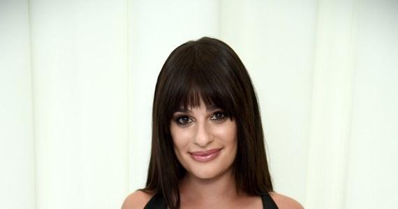 czy Lea Michele się już spotyka? może skan randkowy może być błędny