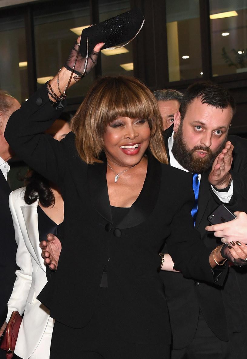 """78-letnia Tina Turner nie próżnuje - po niedawnej premierze musicalu """"Tina"""" zapowiedziano film dokumentalny, który ma pokazać również prywatne życie gwiazdy."""
