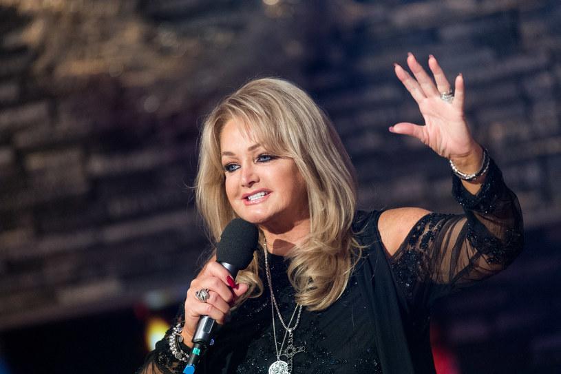 """20 października w katowickim Spodku zaśpiewa Bonnie Tyler, pamiętana z wielkiego przeboju """"It's a Heartache""""."""