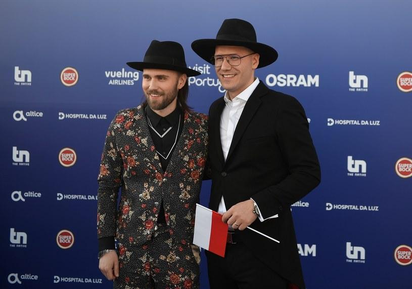"""Reprezentujący wraz z Gromeem Polskę podczas 63. Konkursu Piosenki Eurowizji Lukas Meijer wierzy, że w rodzimej Szwecji jury konkursu i telewidzowie będą głosowali na piosenkę """"Light Me Up""""."""
