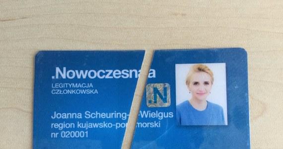 Dostałam zakaz wypowiadania się na temat osób niepełnosprawnych w Sejmie i to w zasadzie była przekroczona czerwona linia. Nie akceptuję fałszu, kłamstwa  - mówiła po ogłoszeniu decyzji o odejściu z Nowoczesnej, posłanka Joanna Scheuring-Wielgus.