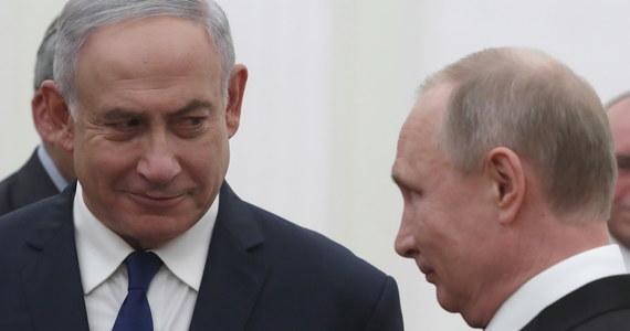 Premier Izraela Benjamin Netanjahu powiedział, że jest mało prawdopodobne, by Rosja próbowała ograniczać działania militarne Izraela w Syrii. Netanjahu wypowiadał się po spotkaniu w Moskwie z prezydentem Władimirem Putinem.