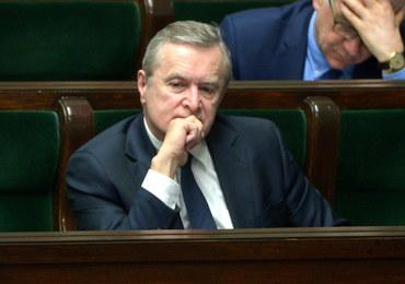 Gliński: Kusznierewicz nie poinformował nas, że ma problemy finansowe