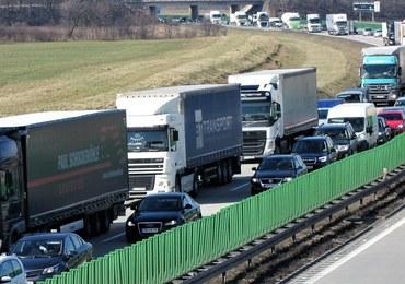 Gigantyczny korek na autostradzie A4. Rusza remont