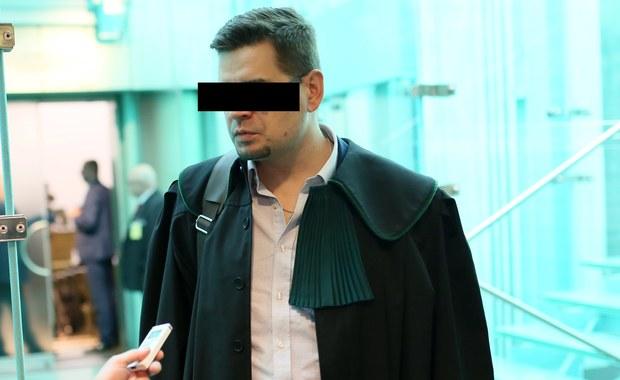 """Były wiceminister sprawiedliwości Michał K. usłyszał zarzut  """"prania brudnych pieniędzy celem osiągnięcia korzyści majątkowej wielkiej wartości"""" . Za to grozi mu 10 lat więzienia."""