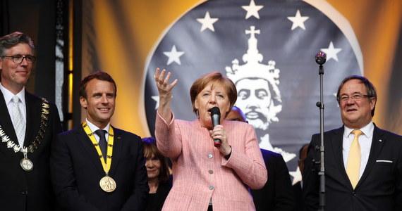 Kanclerz Niemiec Angela Merkel powiedziała w czwartek, że Europa nie może już dłużej polegać na tym, iż Stany Zjednoczone będą ją chronić w każdych okolicznościach - informuje agencja AFP.