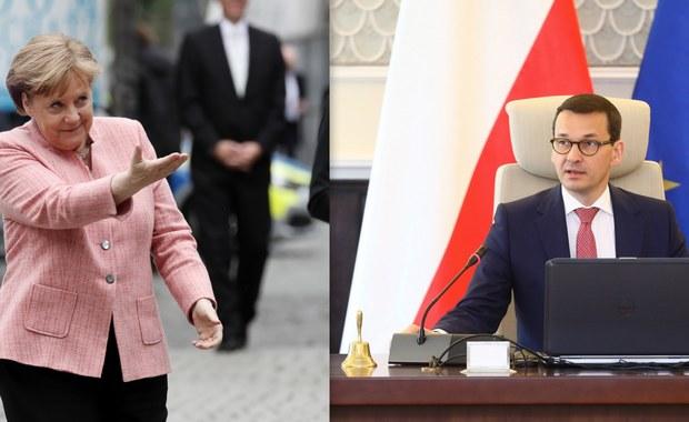 19 czerwca premier Mateusz Morawiecki złoży wizytę w Berlinie, gdzie spotka się z kanclerz Niemiec Angelą Merkel - dowiedziała się nieoficjalnie PAP ze źródeł dyplomatycznych. Będzie to trzecie spotkanie premiera Mateusza Morawieckiego z szefową niemieckiego rządu.