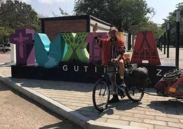 Polski podróżnik został zamordowany w Meksyku. Prokuratura potwierdza