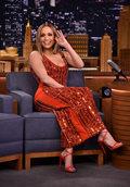 Jennifer Lopez w tanecznej bitwie z Jimmym Fallonem