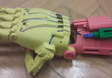 W Bydgoszczy będą produkować sztuczne ręce