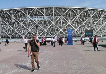 Stadion w Wołgogradzie już gotowy. Polacy zagrają tu z Japończykami