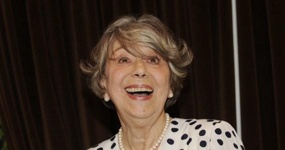 Zofia Kucówna obchodzi dziś urodziny. Polska aktorka teatralna i filmowa, pedagog i pisarka kończy 85 lat.