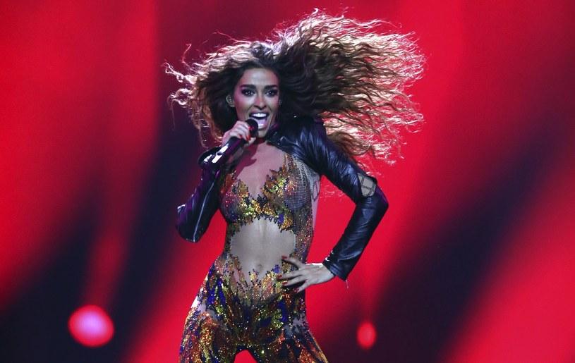 Reprezentantka Cypru Eleni Foureira, nazywana przez wielu widzów Eurowizji gorszą kopią Beyonce, podbija sieć. Wszystko za sprawą fragmentu jej wywiadu, który odbył się przed startem imprezy.