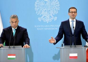 """Viktor Orban w Warszawie. """"Polacy i Węgrzy chcą silnej Europy"""""""