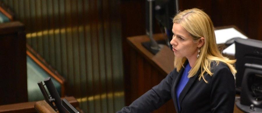 Poważnie rozważam swój start w wyborach na prezydenta Poznania – przyznała na konferencji prasowej była posłanka Nowoczesnej Joanna Schmidt. Jak dodała, ostateczną decyzję w tej kwestii ma ogłosić za trzy lub cztery tygodnie.