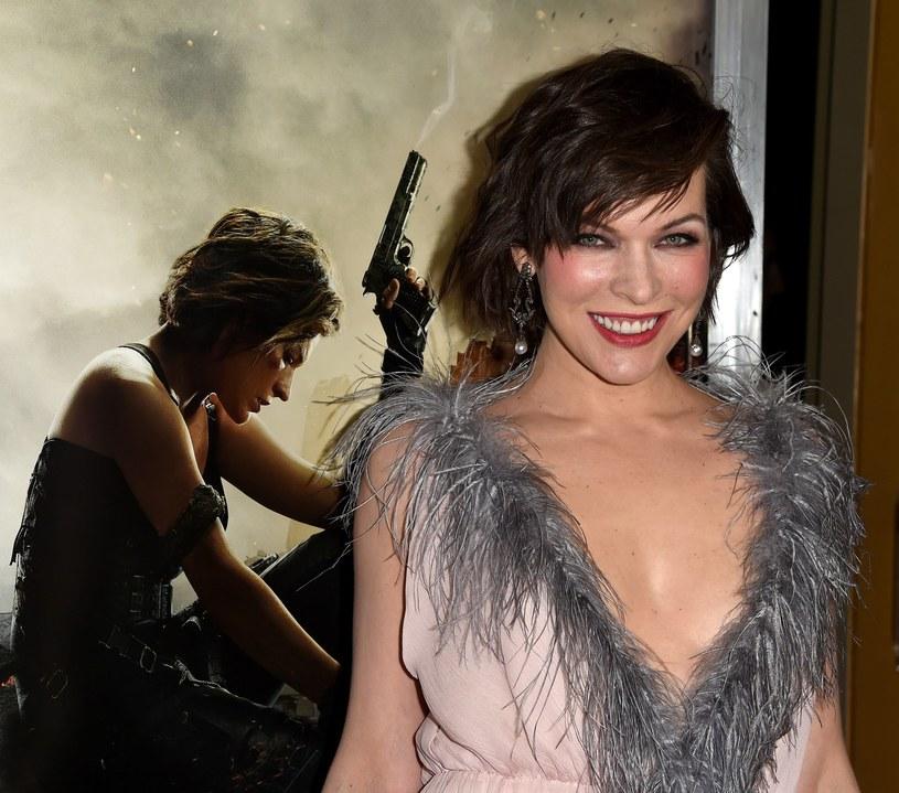 """Milla Jovovich, która prywatnie jest żoną twórcy """"Resident Evill"""", wcieli się w postać Artemis w filmie """"Monster Hunter"""". Na fotelu reżysera zasiądzie mąż aktorki i modelki, Paul W.S. Anderson."""