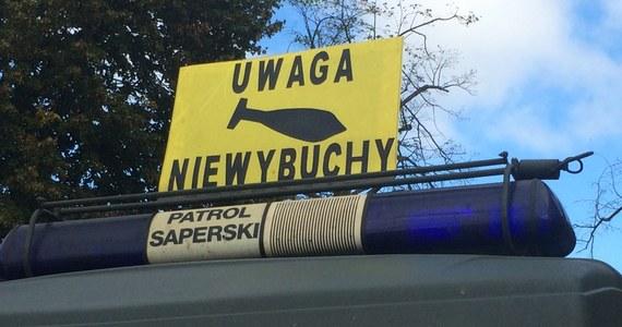 Cztery niewybuchy, prawdopodobnie z okresu II wojny światowej, znaleziono w czasie prac ziemnych w dolnośląskim Żarowie. Z powodu zagrożenia ewakuowano między innymi pobliską szkołę.