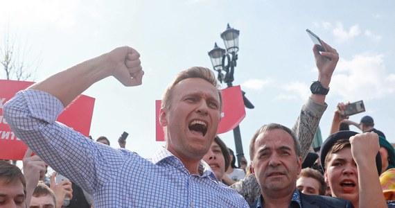 Jeden z przywódców rosyjskiej opozycji Aleksiej Nawalny został we wtorek skazany na 30 dni aresztu administracyjnego w związku z demonstracjami przeciw prezydentowi Władimirowi Putinowi, które odbyły się - na wezwanie Nawalnego - 5 maja w wielu miastach Rosji.
