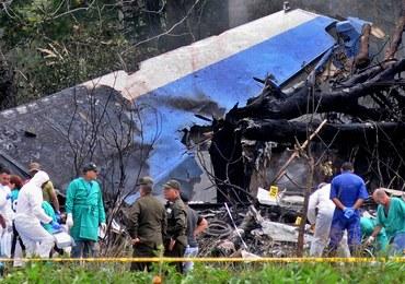 Katastrofa lotnicza na Kubie. Wśród pasażerów byli obcokrajowcy