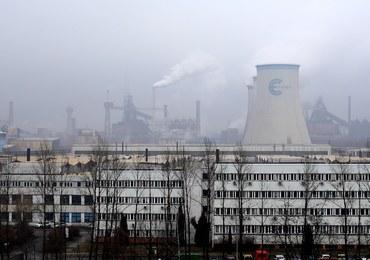 Dąbrowa Górnicza: Pożar w hucie