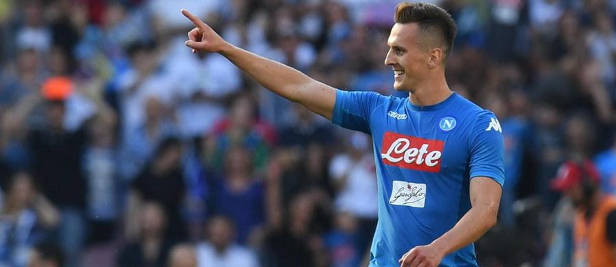 Arkadiusz Milik zdobył bramkę dla Napoli w meczu z Crotone w ostatniej kolejce ekstraklasy piłkarskiej Włoch. Gospodarze wygrali 2:1, co przypieczętowało los ekipy gości, która żegna się z Serie A. Gola dla Sampdorii Genua strzelił też Dawid Kownacki.