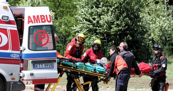 Tragiczne skutki wypadku na Rysach. Ciężko ranny został turysta, który poślizgnął się poniżej szczytu. Został przetransportowany do szpitala w Zakopanem. Tam zmarł.