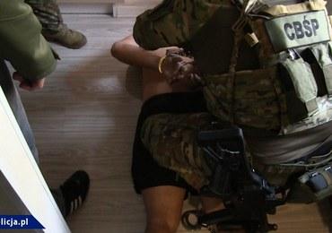 Areszty dla 24 członków gangu kiboli rozbitego na Śląsku