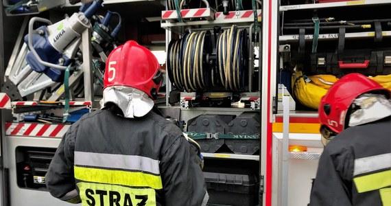 Jedna osoba odniosła obrażenia po wybuchu gazu w kamienicy w Gorzowie Wlkp. Na miejscu działają strażacy, jest policja i inspektorzy nadzoru budowlanego - poinformował oficer prasowy Komendy Miejskiej PSP Bartłomiej Mądry.