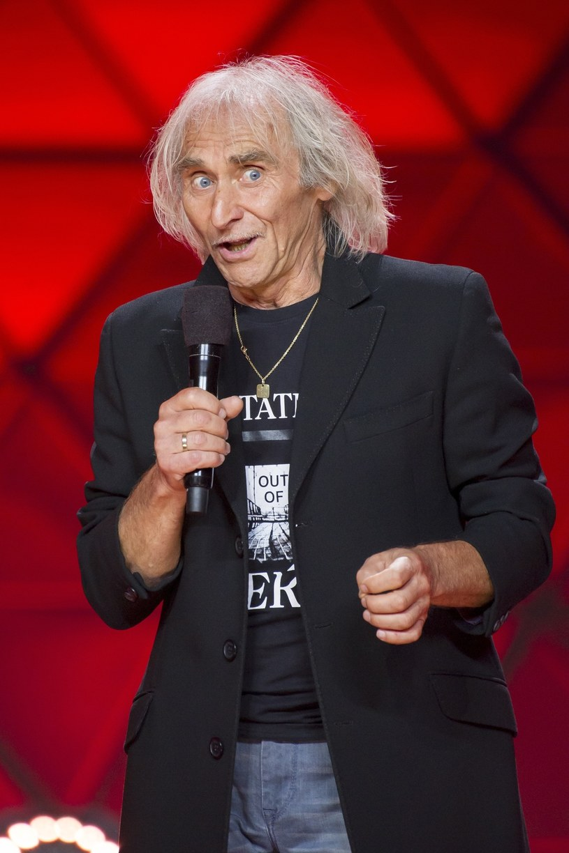 Tradycyjnie już będzie gwiazdą ostatniego dnia Polsat SuperHit Festiwal, czyli Kabaretonu. Ale nawet on jeszcze nie wie, jaki program przedstawi publiczności w Operze Leśnej.