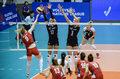 Siatkarska Liga Narodów: Polska - Serbia 1:3 w Makau