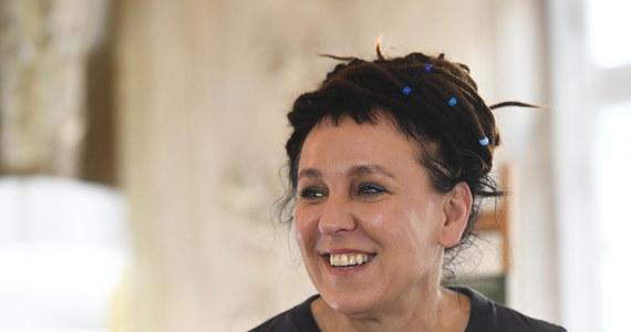 d05d3b0bf0 Pisarka Olga Tokarczuk została we wtorek wieczorem w Londynie ogłoszona  tegoroczną laureatką prestiżowej Międzynarodowej Nagrody Bookera.