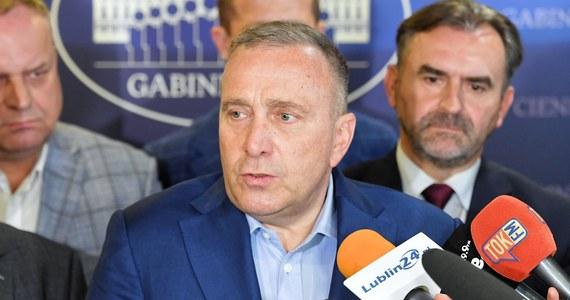 Lider PO Grzegorz Schetyna zapowiedział złożenie w Sejmie projektu uchwały ws. powołania komisji śledczej ds. GetBack. To jest naprawdę afera; afera pisana wielkimi literami, gdzie zaangażowani są politycy partii rządzącej - ocenił szef Platformy.