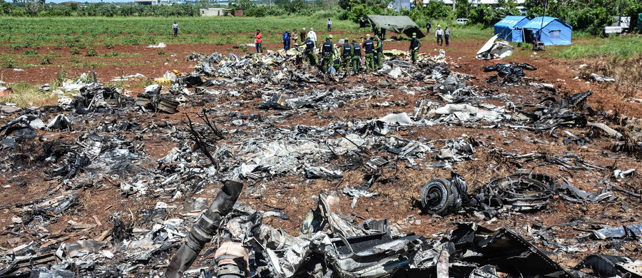 Ekipom poszukiwawczym udało się odnaleźć drugą tzw. czarną skrzynkę rejestrującą parametry i przebieg lotu samolotu Boeing 737-200, który rozbił się wkrótce po starcie z lotniska w Hawanie powodując śmierć 111 osób - ponformowały w czwartek władze.
