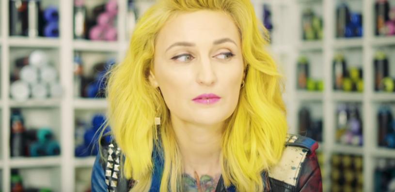 """Reni Jusis zaprezentowała nowy utwór """"Tyyyle miłości""""."""