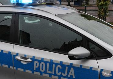 Warszawa: Gruzin próbował przejechać policjantów, padły strzały