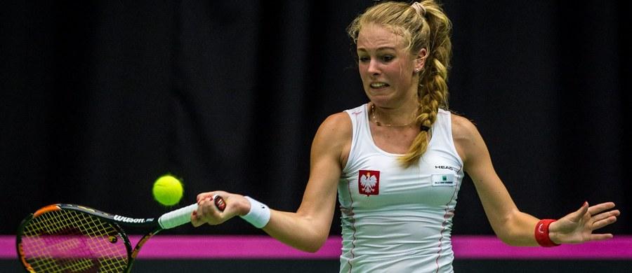 Sklasyfikowana na 137. miejscu w światowym rankingu tenisistek Magdalena Fręch zadebiutuje w wielkoszlemowym turnieju French Open. W piątek pokonała zajmującą 346. pozycję w zestawieniu Słowaczkę Rebeccę Sramkovą 4:6, 6:2, 6:3.