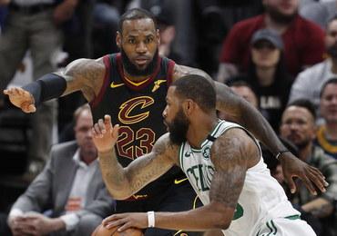 NBA: Cavaliers wyrównali stan w finale