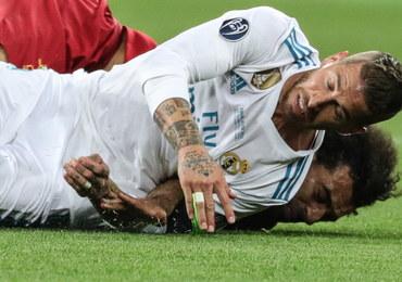 """Ramos celowo wyłączył Salaha? """"Wystarczy rozumieć futbol"""""""