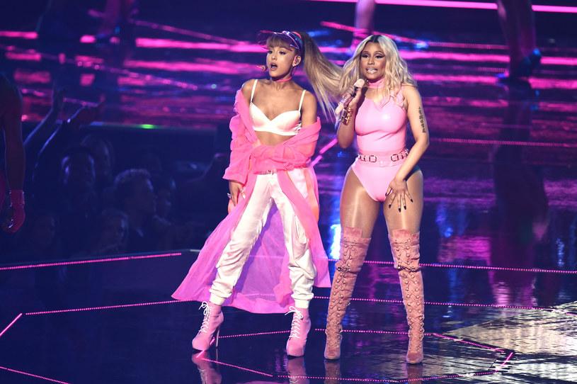 """Ariana Grande zapowiedziała, że na jej nowej płycie """"Sweetener"""" znajdzie się utwór nagrany wraz z Nicki Minaj."""