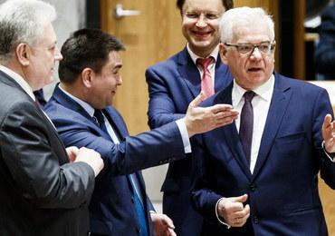 Czaputowicz: Wola Ukrainy, by stać się częścią Zachodu, nie zostanie złamana