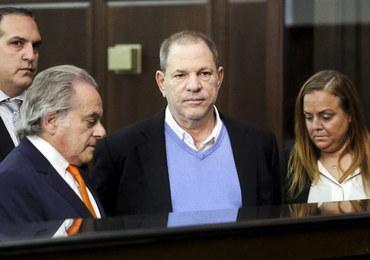 USA: Harvey Weinstein postawiony w stan oskarżenia za gwałt