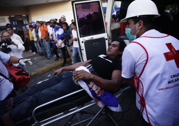 Nikaragua: Pięć osób rannych podczas manifestacji matek